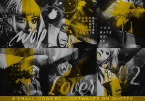 [ 02 ] : ICON SET by potatoo-xx