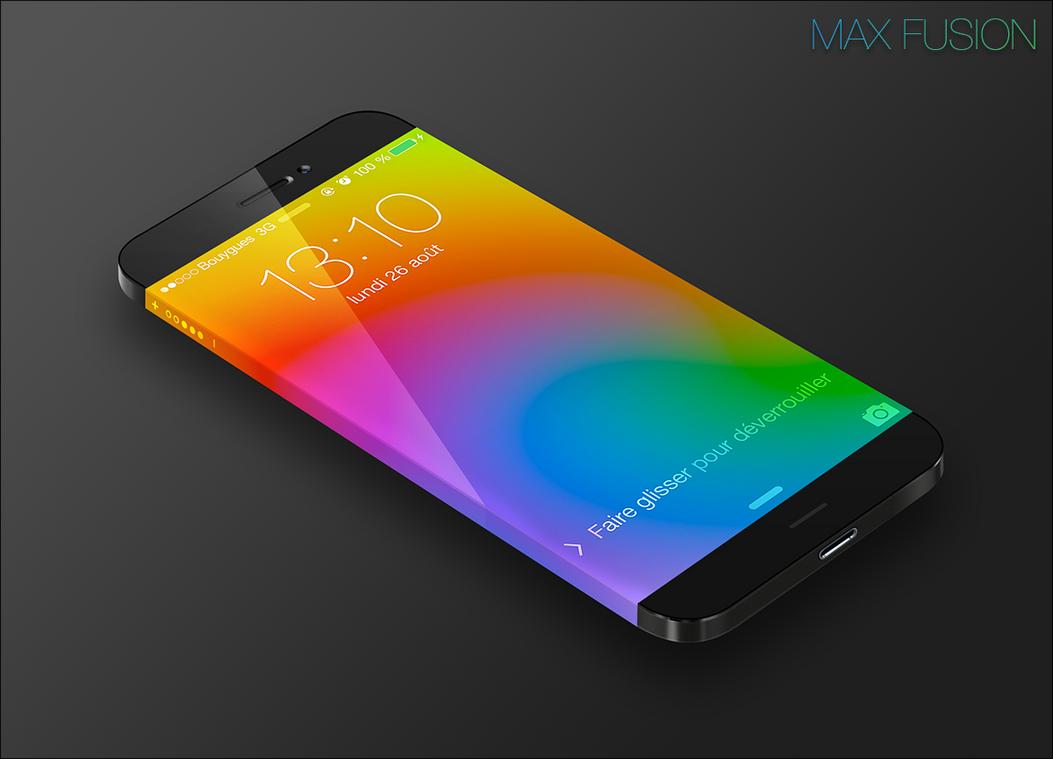 Max Fusion by iBidule