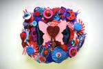 Love For Art Brooch