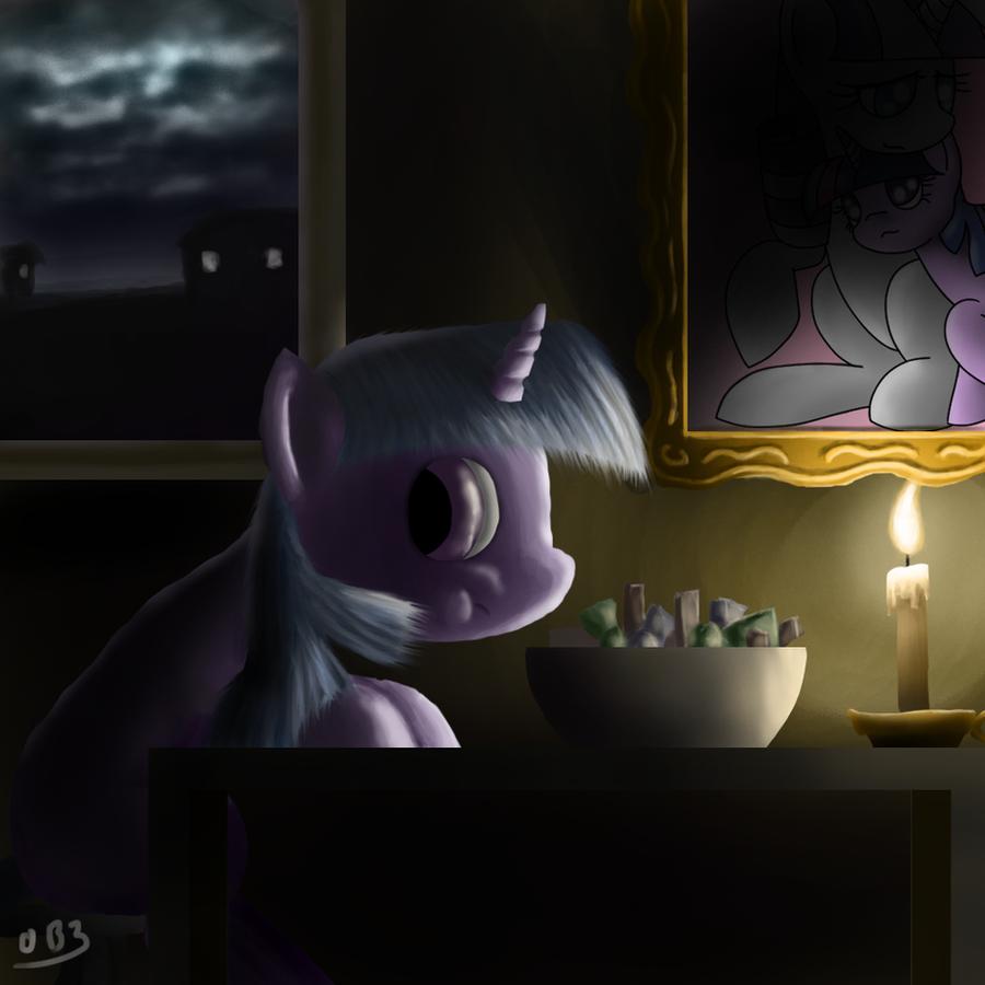 Halloween night by mmtOB3
