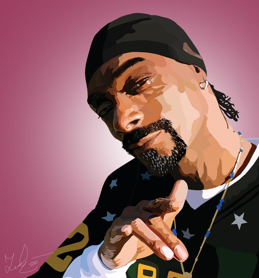 Snoop Dogg Vector by sologfx