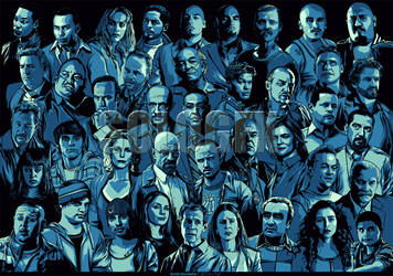 Breaking Bad by sologfx