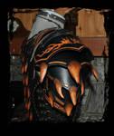 dragon female leather armor