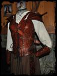 archer female leather armor