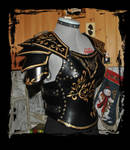 female leather armor x-small