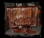 laptop leather case