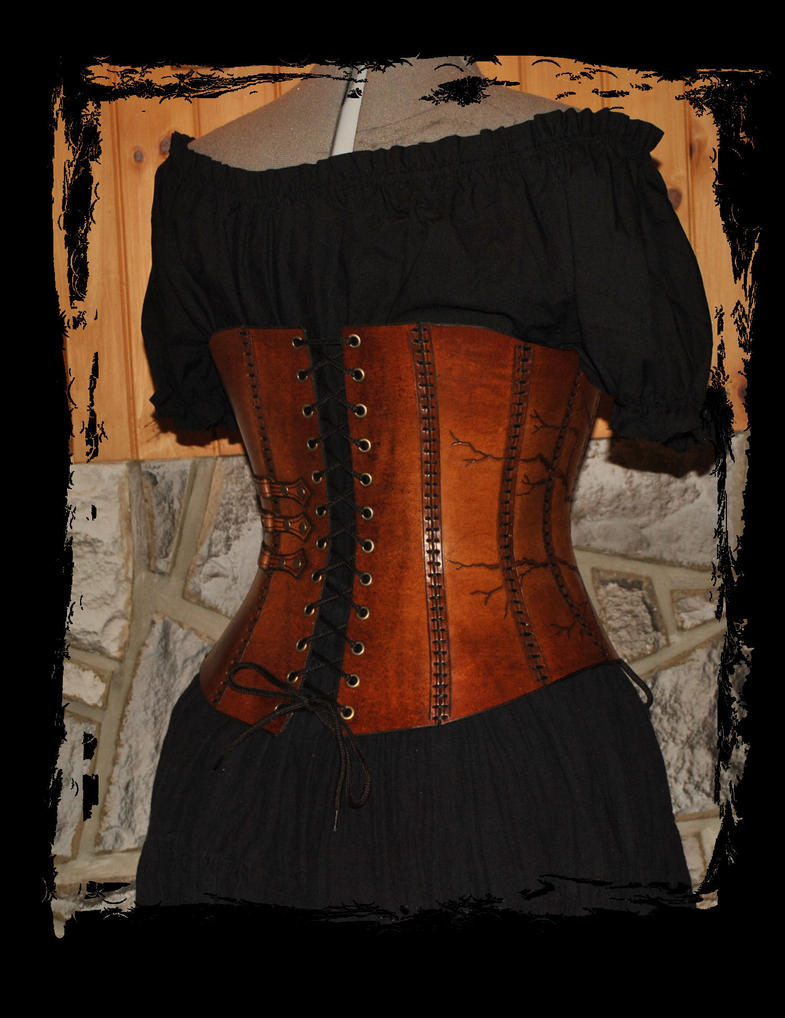 gilman metaphor of corset Jane eyre: a subversive discussion of clothing is used in this genre as a metaphor for the one constant throughout these changes was the corset.