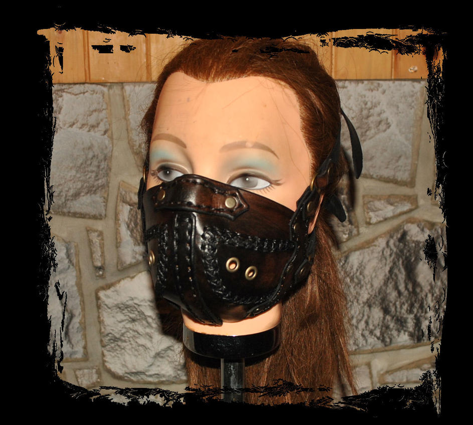 Leather Ring Gag