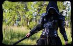leather armor ''dark''
