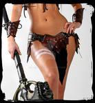 amazone leather belt