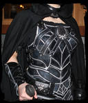 Nightingale leather armor  LARP version women