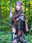 elven archer leather armor