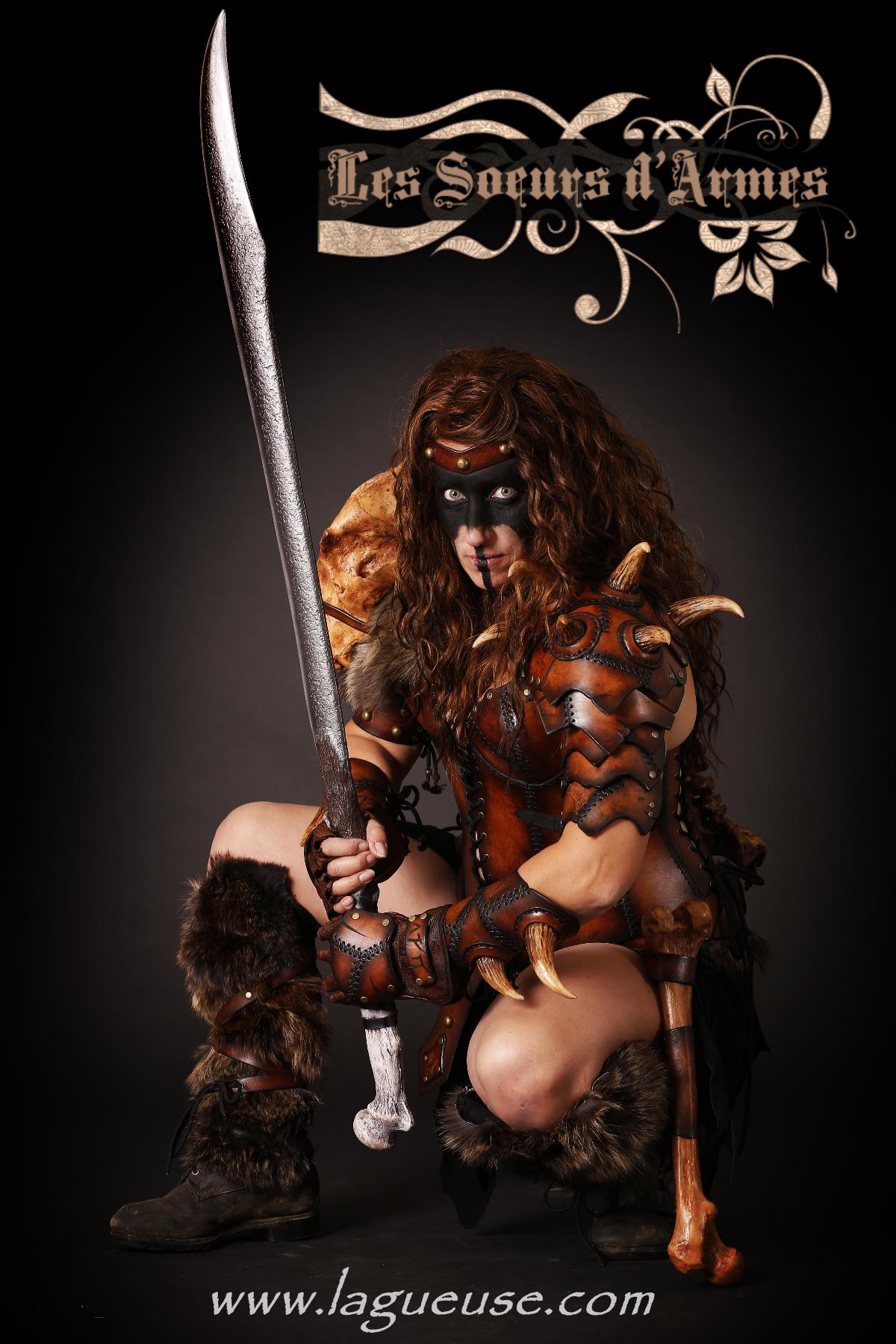 Barbarian girls hot adult vids