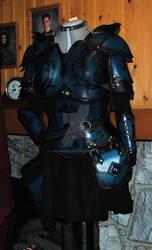 women leather armor (archer) elvish