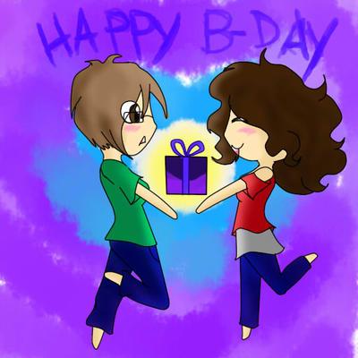 Happy [late] birthday Mira!~ by Eduardathewolf