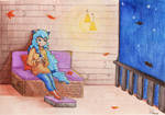 :SSP R7: Tsune by Eduardathewolf