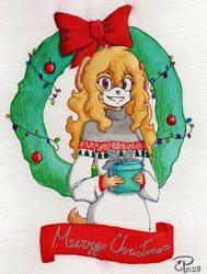 Merry Christmas! by Eduardathewolf