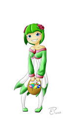 :COLLAB: Easter Cosmo by Eduardathewolf