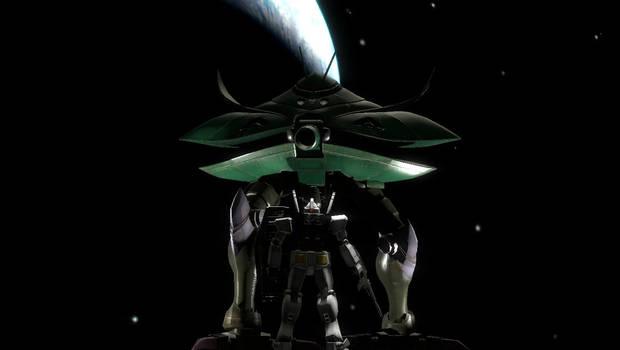 Gundam vs Big Zam