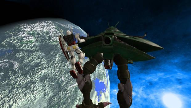 Mobile Suit Gundam: The Return of Big Zam!