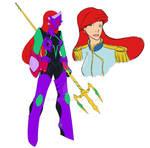 Battle Suit Ariel