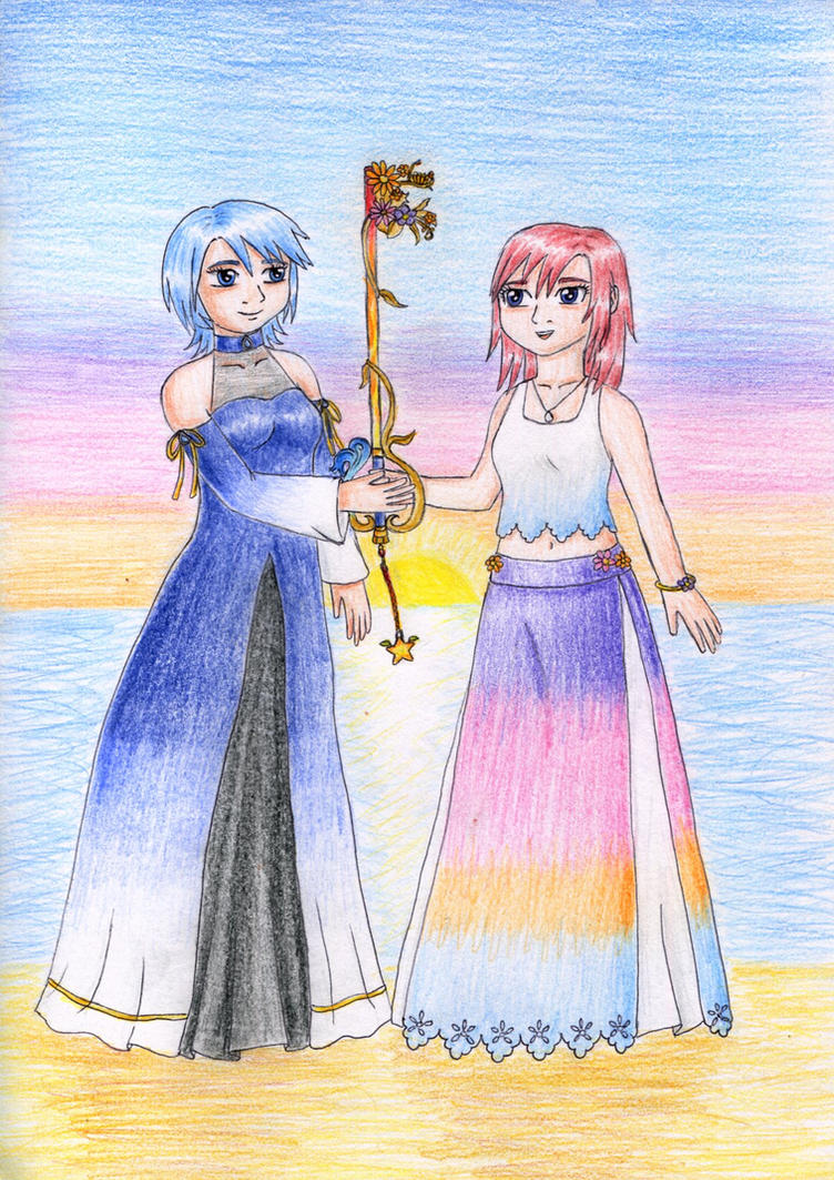 Destiny's Embrace by NormaLeeInsane