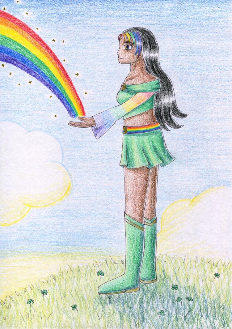 Lucky Rainbow by NormaLeeInsane