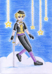 Trickster Len by NormaLeeInsane