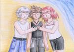 Destiny Trio by NormaLeeInsane