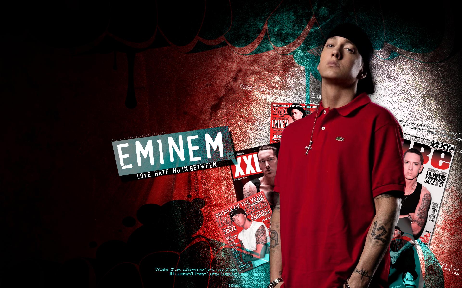 Eminem Wallpaper By Textureclad On Deviantart