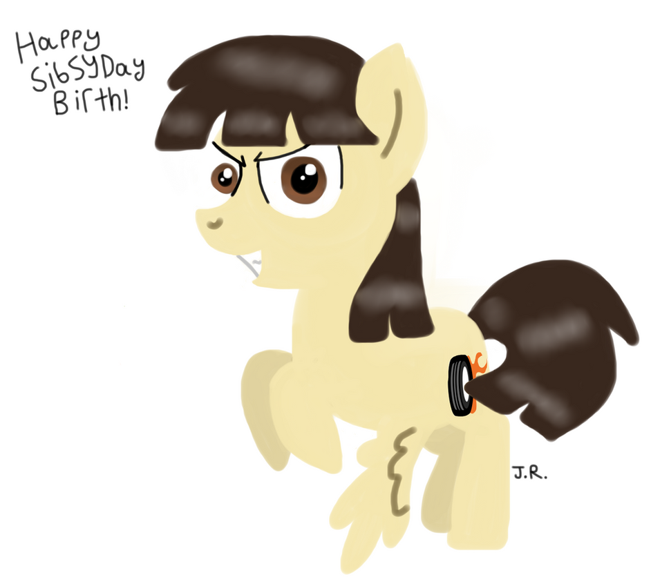 Happy SibsyDay Birth! by TechnoPonyWardrobeDA