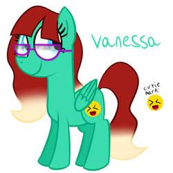Vanessa by TechnoPonyWardrobeDA