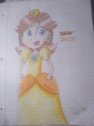 Princess Daisy! by TechnoPonyWardrobeDA