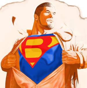 nostalgic Superman parody