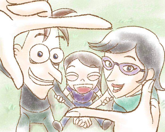 The Doofenshmirtz Family by lizbomb