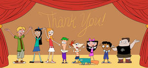 6.13.2015 Phineas and Ferb Curtain Call 1