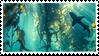 kelp forest stamp