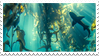 kelp forest stamp by hearthstoneadopts