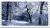 winter forest stamp by hearthstoneadopts