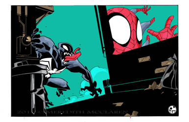 Venom by IniquitousFish by future-parker
