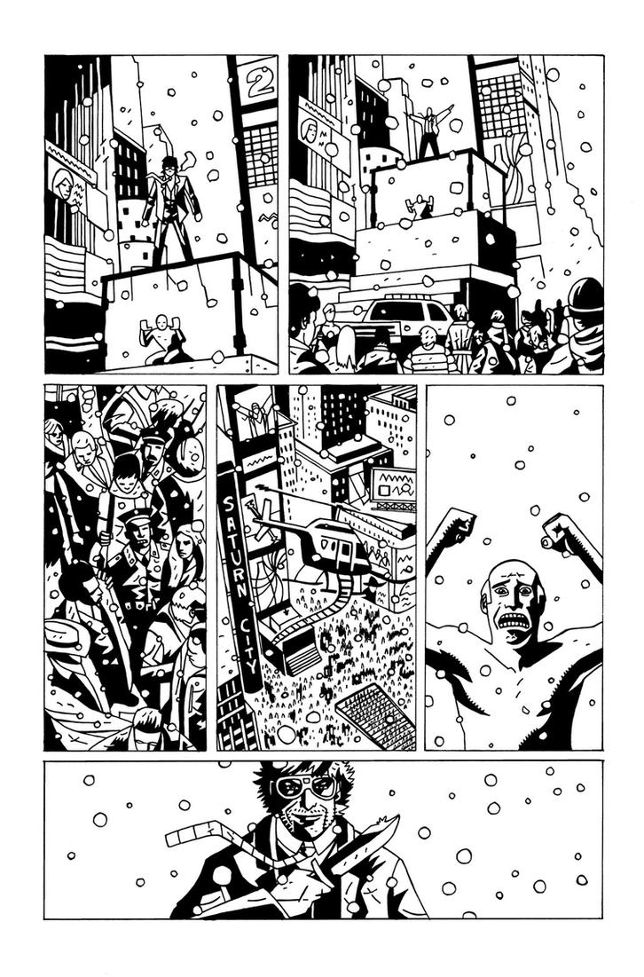 SEX #18 PG8 inks by future-parker