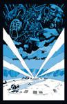 The Thing-11x17-Print-Luke Parker