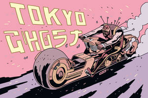 TOKYO GHOST by future-parker