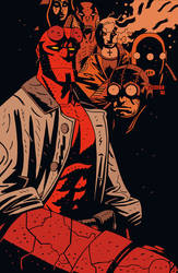 HELLBOY DAY by future-parker