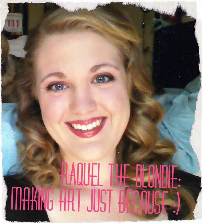 raqueltheblondie's Profile Picture