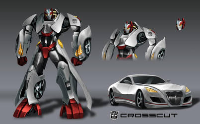 Transformers Prime: Crosscut by parsonst