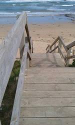 Beach Scenery 2 - Stock