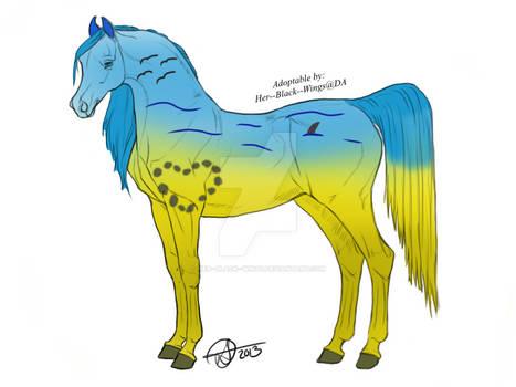 Seasonal Horse adoptable