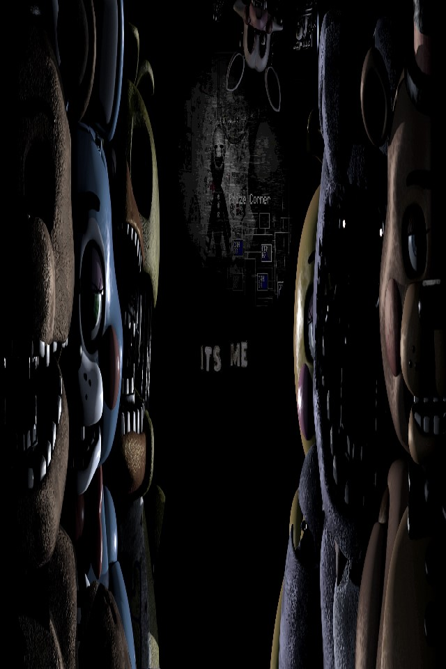 Fnaf 2 wallpaper bonnies mobile by scarstoupe