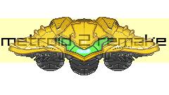 Metroid 2 Gunship GBA by Tokyo7